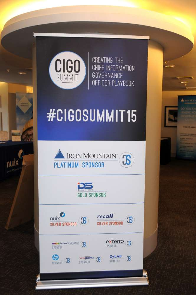 2015 CIGO Summit Sponsors