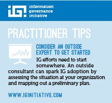 IGI Practitioner Tips Consider an Outside Expert