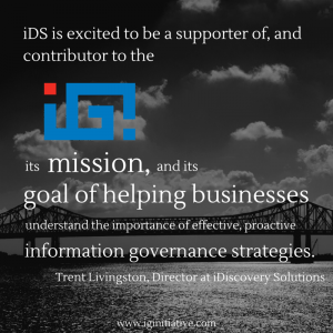 iDiscovery Solutions IGI Supporter